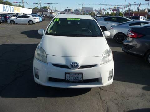 2011 Toyota Prius for sale at CENTURY MOTORS in Fresno CA
