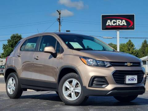 2018 Chevrolet Trax for sale at BuyRight Auto in Greensburg IN