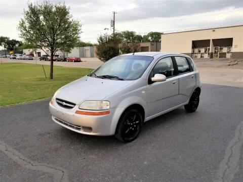 2008 Chevrolet Aveo for sale at Image Auto Sales in Dallas TX
