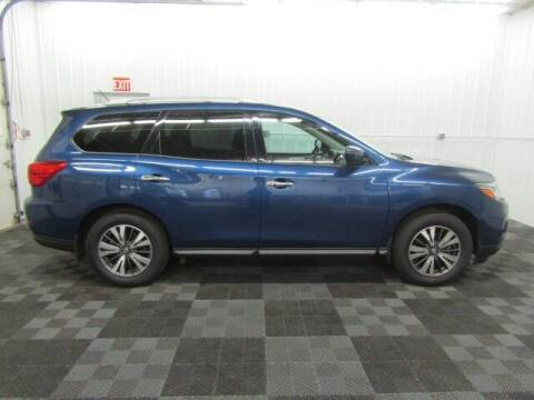 2017 Nissan Pathfinder for sale at Michigan Credit Kings in South Haven MI