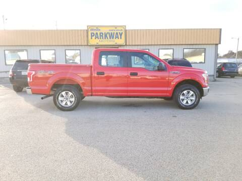 2016 Ford F-150 for sale at Parkway Motors in Springfield IL