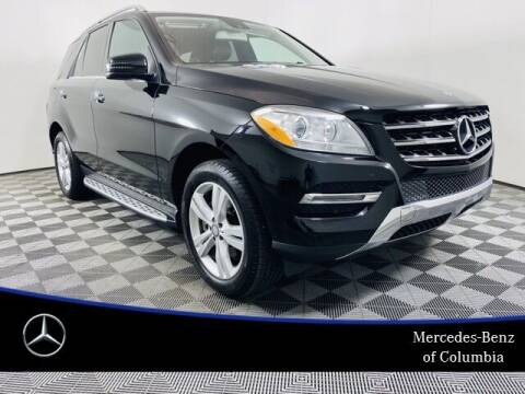 2014 Mercedes-Benz M-Class for sale at Preowned of Columbia in Columbia MO