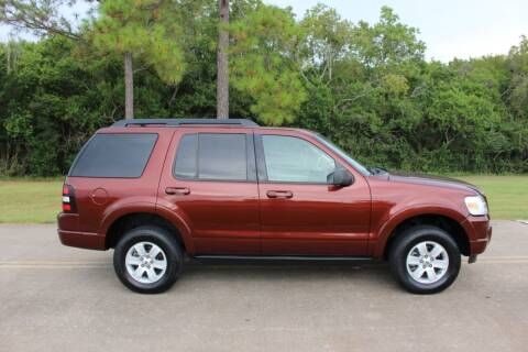 2010 Ford Explorer for sale at Clear Lake Auto World in League City TX