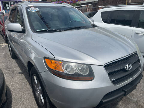 2007 Hyundai Santa Fe for sale at AUTO DEALS UNLIMITED in Philadelphia PA