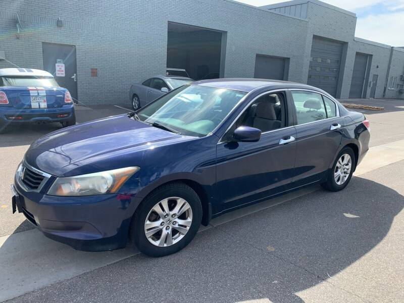 2008 Honda Accord for sale at The Car Buying Center in St Louis Park MN
