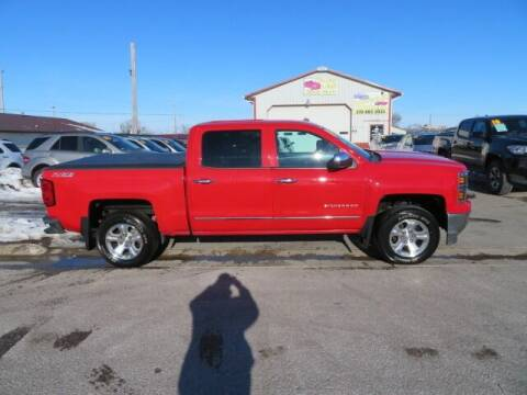 2014 Chevrolet Silverado 1500 for sale at Jefferson St Motors in Waterloo IA