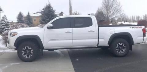 2018 Toyota Tacoma for sale at ALOTTA AUTO in Rexburg ID