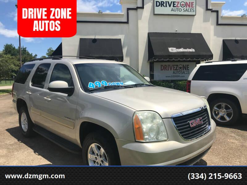 2007 GMC Yukon for sale at DRIVE ZONE AUTOS in Montgomery AL