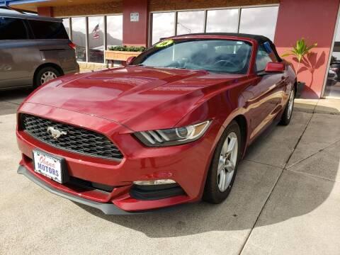 2016 Ford Mustang for sale at Ohana Motors in Lihue HI
