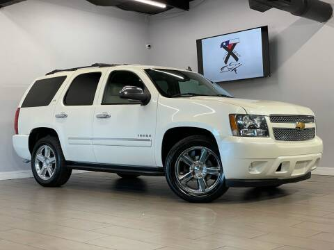 2012 Chevrolet Tahoe for sale at TX Auto Group in Houston TX