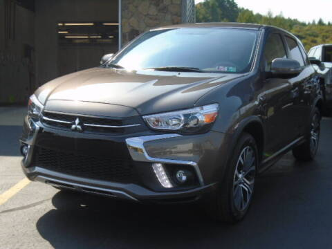 2019 Mitsubishi Outlander Sport for sale at Rogos Auto Sales in Brockway PA
