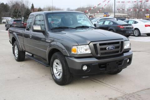 2011 Ford Ranger for sale at Sandusky Auto Sales in Sandusky MI