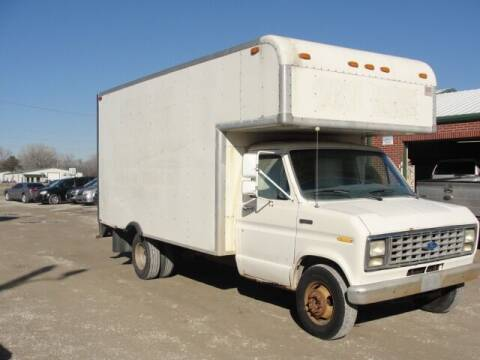 1991 Ford E-Series Chassis for sale at Frieling Auto Sales in Manhattan KS
