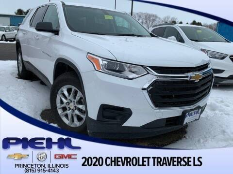 2020 Chevrolet Traverse for sale at Piehl Motors - PIEHL Chevrolet Buick Cadillac in Princeton IL