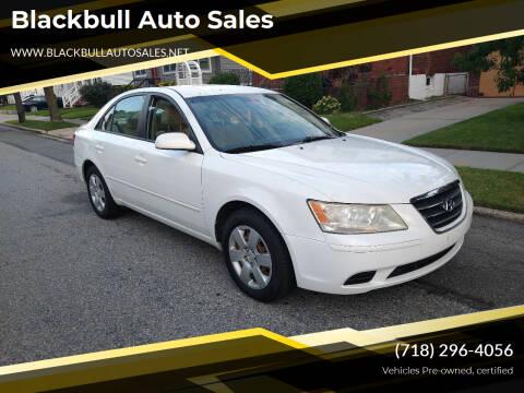 2009 Hyundai Sonata for sale at Blackbull Auto Sales in Ozone Park NY