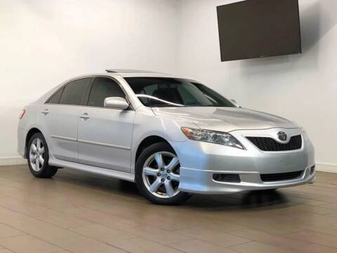 2009 Toyota Camry for sale at Texas Prime Motors in Houston TX