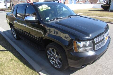 2013 Chevrolet Avalanche for sale at First Choice Automobile in Uniondale NY