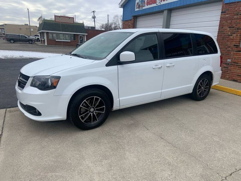 2018 Dodge Grand Caravan for sale at GENE AND TONYS DEMOTTE AUTO SALES in Demotte IN