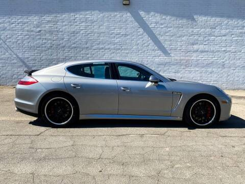2011 Porsche Panamera for sale at Smart Chevrolet in Madison NC