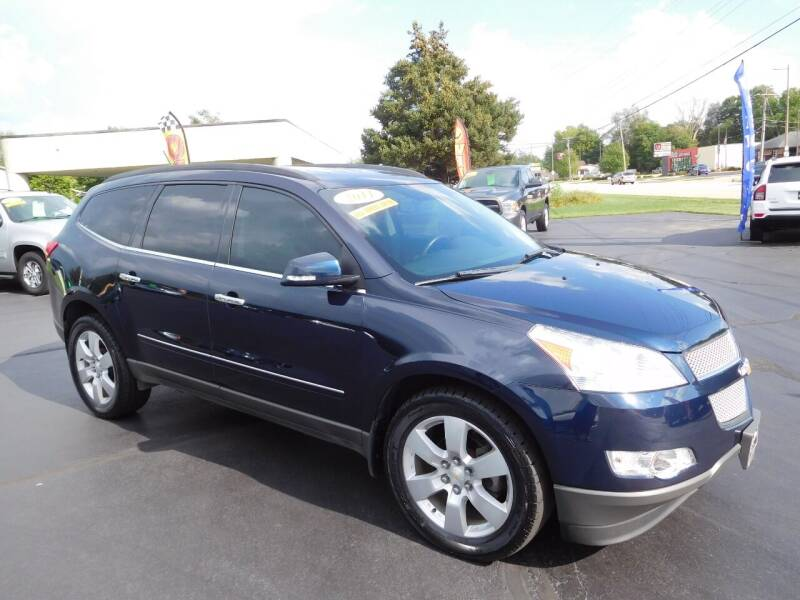 2011 Chevrolet Traverse for sale at North State Motors in Belvidere IL
