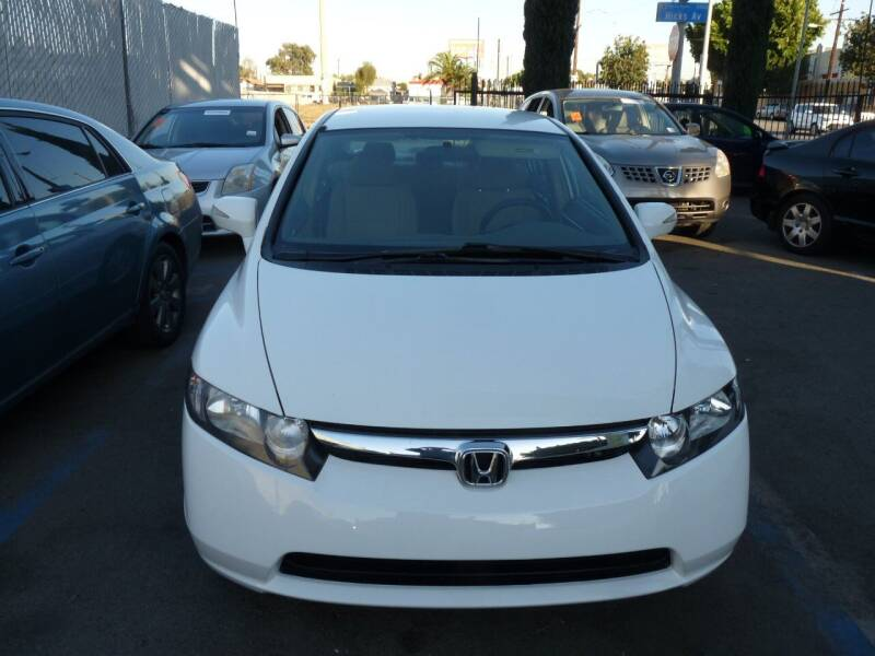 2008 Honda Civic for sale at Oceansky Auto in Los Angeles CA