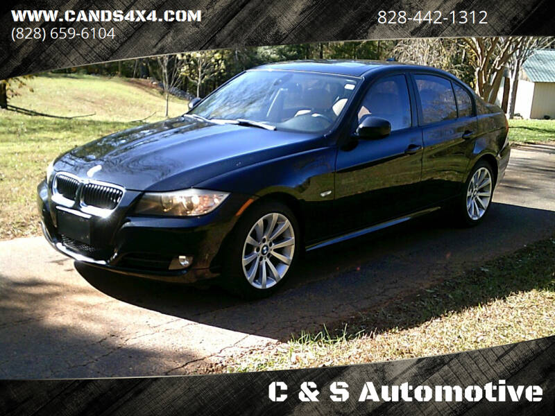 2010 BMW 3 Series for sale at C & S Automotive in Nebo NC