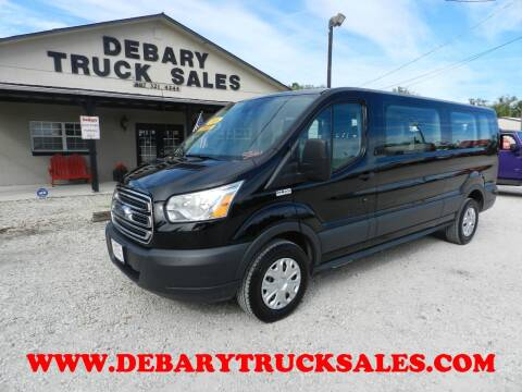 2016 Ford TRANSIT 350 for sale at DEBARY TRUCK SALES in Sanford FL
