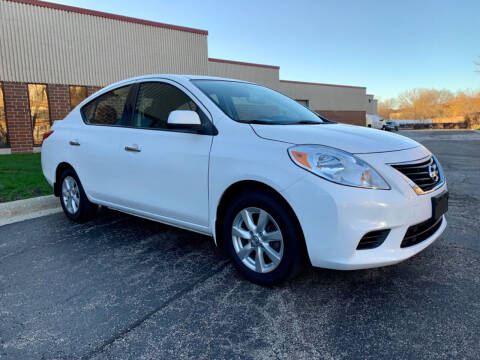 2014 Nissan Versa for sale at EMH Motors in Rolling Meadows IL