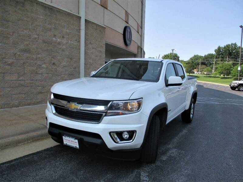 2017 Chevrolet Colorado for sale at Vantage Motors LLC in Raytown MO