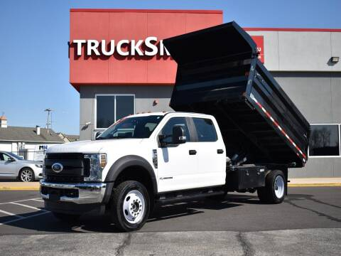 2019 Ford F-550 Super Duty for sale at Trucksmart Isuzu in Morrisville PA