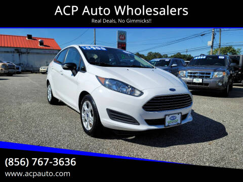 2015 Ford Fiesta for sale at ACP Auto Wholesalers in Berlin NJ
