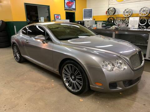 2008 Bentley Continental for sale at Buxton Motorsports Inc. in Evansville IN
