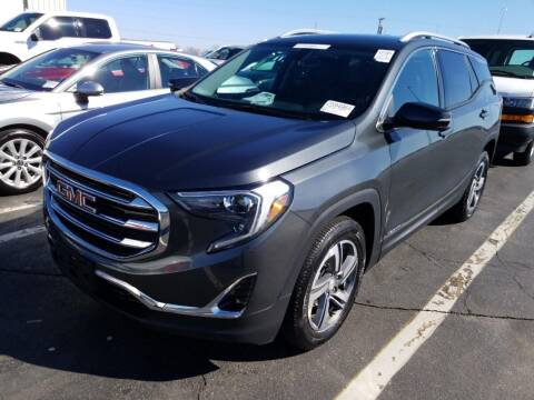 2019 GMC Terrain for sale at Cj king of car loans/JJ's Best Auto Sales in Troy MI