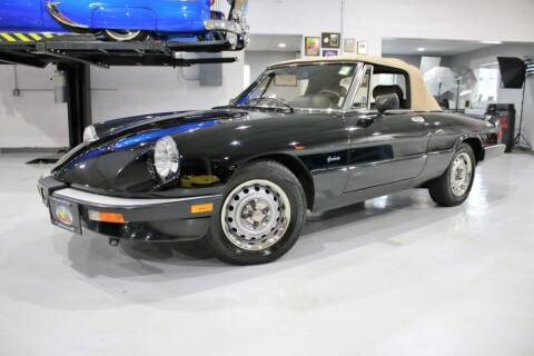 1990 Alfa Romeo Spider for sale at Great Lakes Classic Cars in Hilton NY