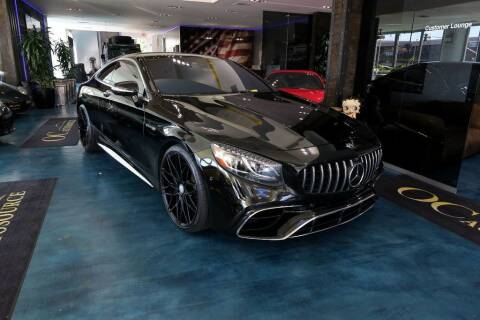 2019 Mercedes-Benz S-Class for sale at OC Autosource in Costa Mesa CA