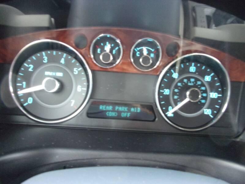 2009 Ford Flex AWD Limited Crossover 4dr - Lanham MD