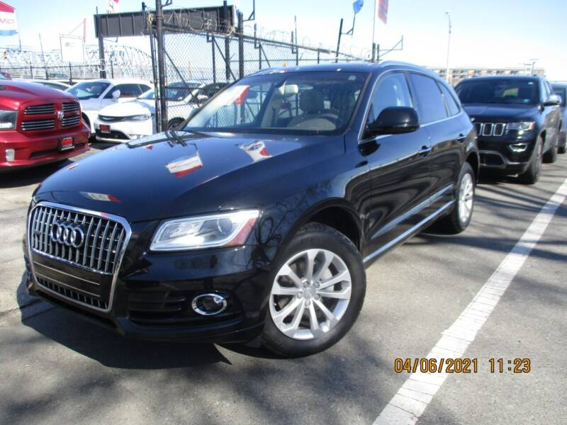 2016 Audi Q5 for sale at Newark Auto Sports Co. in Newark NJ