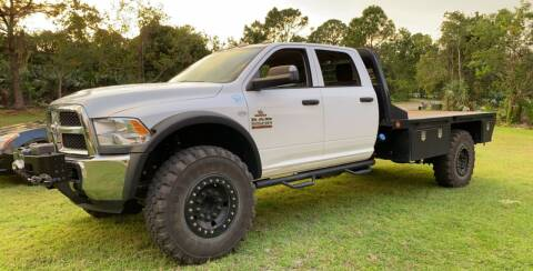 2014 RAM Ram Chassis 5500 for sale at Snider's Auto Center in Titusville FL