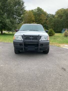 2004 Ford Explorer for sale at Last Frontier Inc in Blairstown NJ