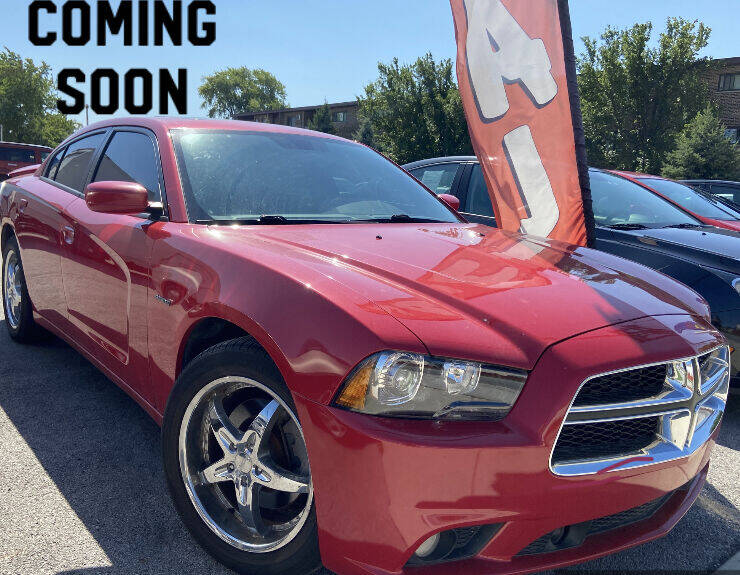 2011 Dodge Charger for sale at European Auto Sales in Bridgeview IL