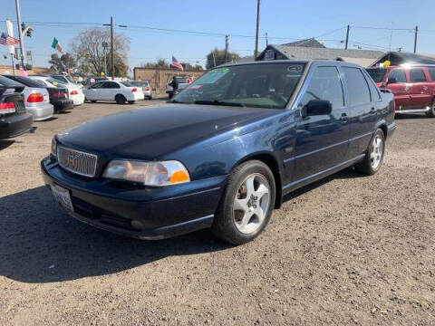 1998 Volvo S70 for sale at Premier Auto Sales in Modesto CA