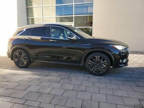 2021 Infiniti QX50 for sale at Orlando Infiniti in Orlando FL