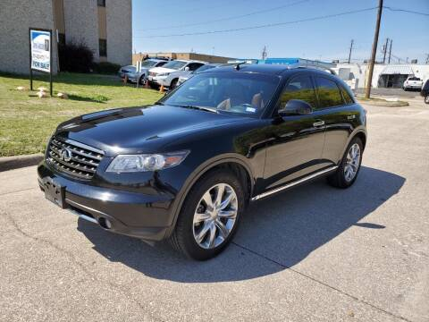 2008 Infiniti FX35 for sale at DFW Autohaus in Dallas TX