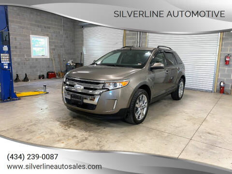 2013 Ford Edge for sale at Silverline Automotive in Lynchburg VA