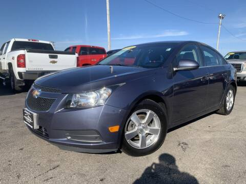 2014 Chevrolet Cruze for sale at Superior Auto Mall of Chenoa in Chenoa IL