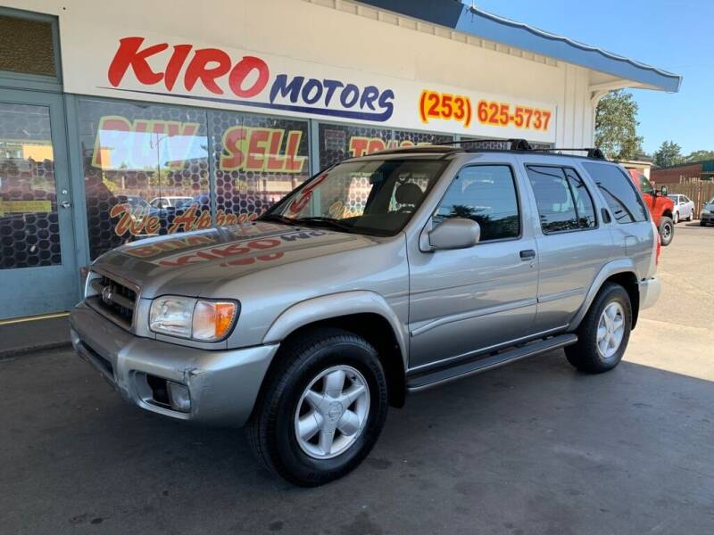 used 2001 nissan pathfinder for sale carsforsale com used 2001 nissan pathfinder for sale