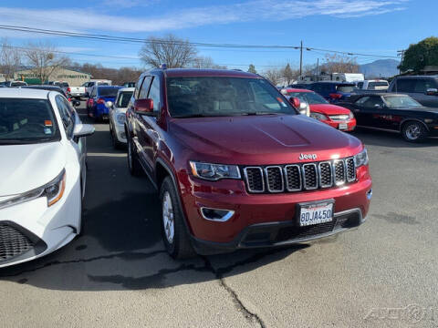 2018 Jeep Grand Cherokee for sale at Guy Strohmeiers Auto Center in Lakeport CA