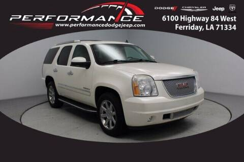 2012 GMC Yukon for sale at Auto Group South - Performance Dodge Chrysler Jeep in Ferriday LA