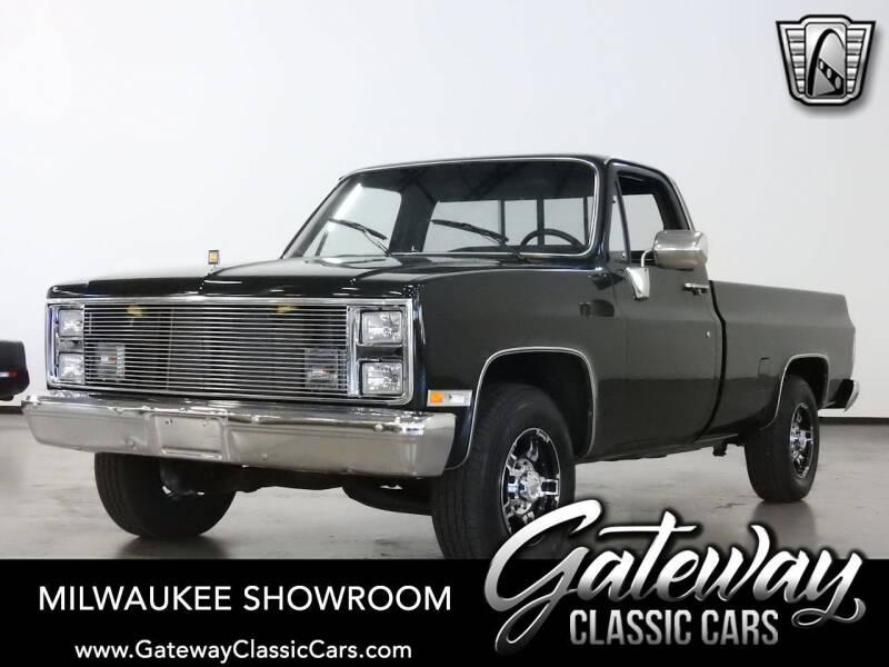 1986 Chevrolet Silverado 1500 SS Classic for sale in Kenosha, WI