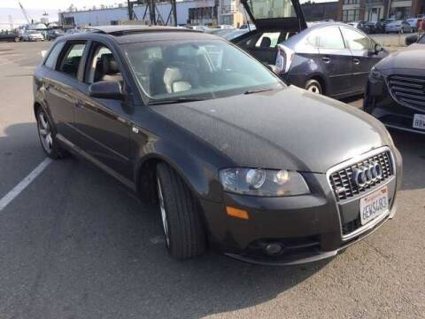 2008 Audi A3 for sale at WS AUTO SALES INC in El Cajon CA